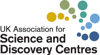 The Association for Science and Discovery Centres logo
